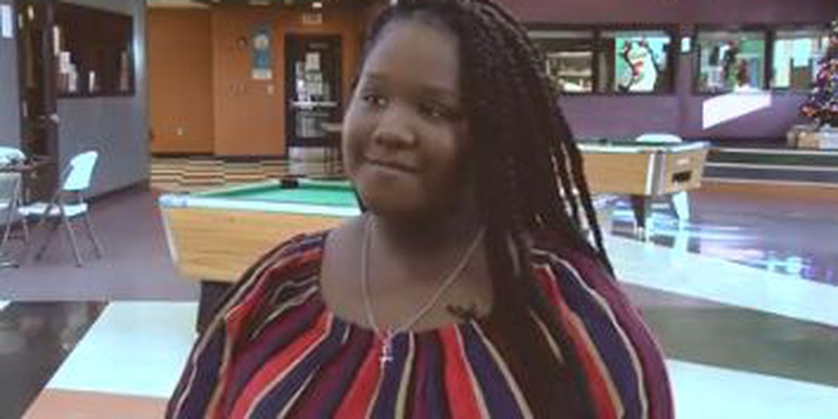 Boys and Girls Club Youth of the Year: Finalist Treasure Jones