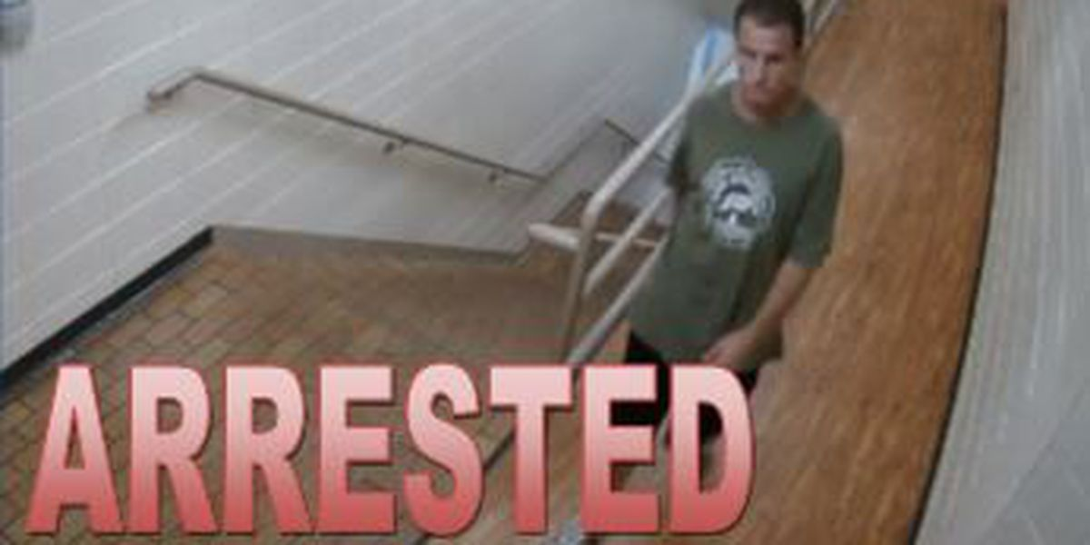 Columbus State University theft suspect arrested