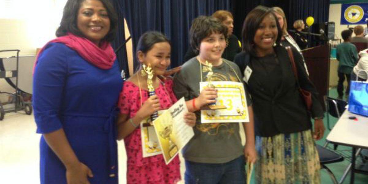 SLIDESHOW: Fox Elementary hosts spelling bee