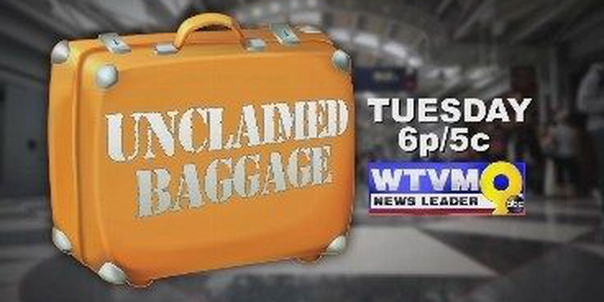 SPECIAL REPORT: Unclaimed baggage