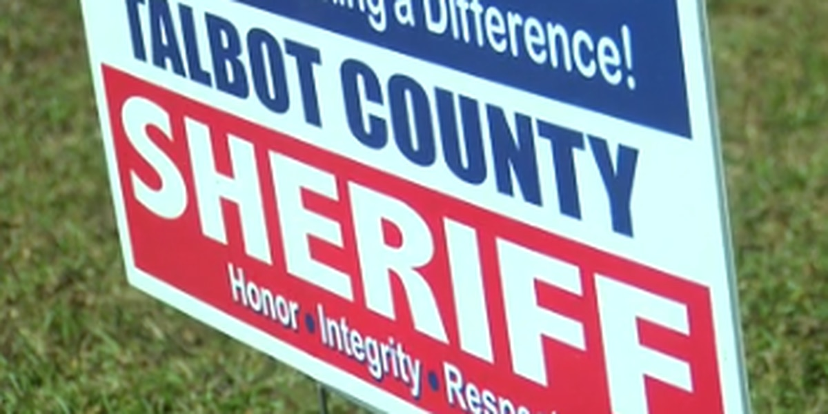 Talbot Co. elects new sheriff, officers meet with community