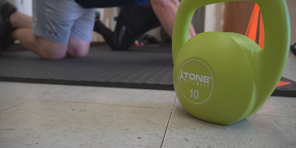 Staying active while staying home: Columbus fitness trainer gives tips