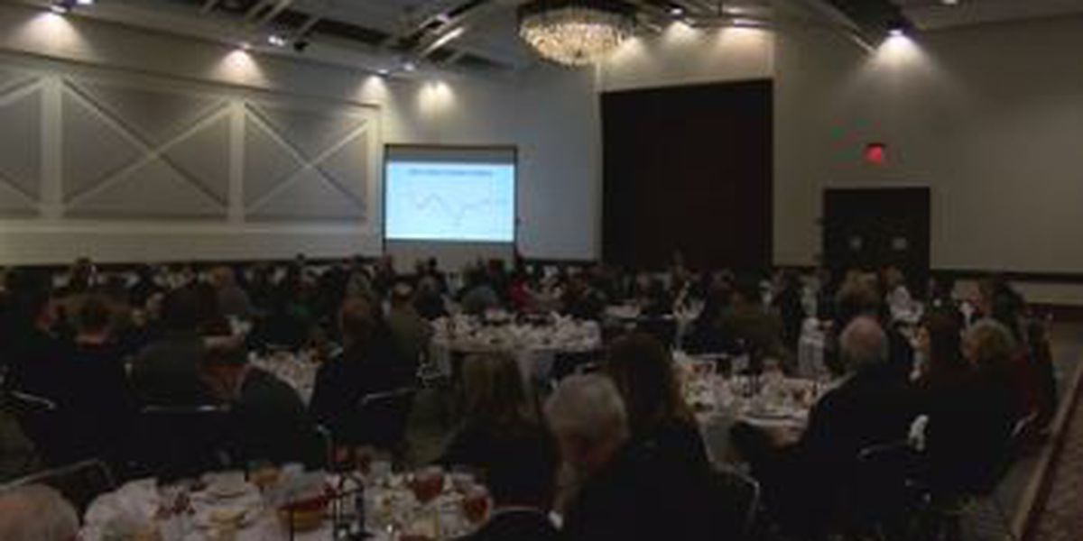 Businesses, community leaders meet in Columbus Georgia Economic Outlook luncheon