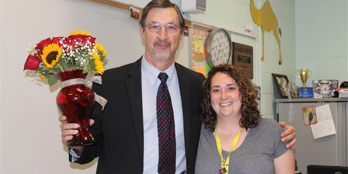 Troup Co. teacher named finalist for GA Teacher of the Year