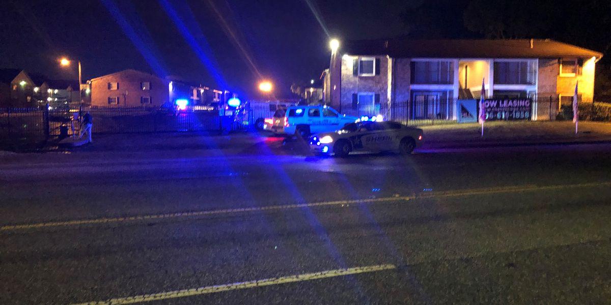 GBI investigating officer-involved shooting on Gentian Blvd. after suspect shot multiple times