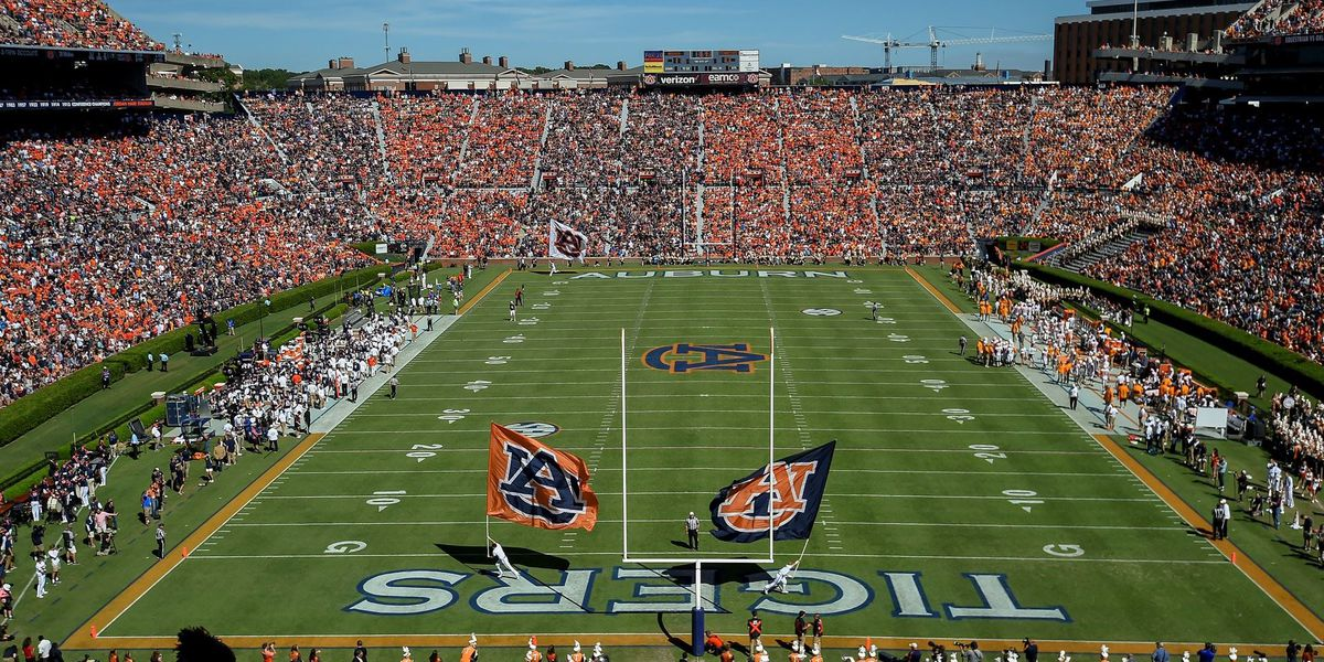 Auburn announces kick time for spring game