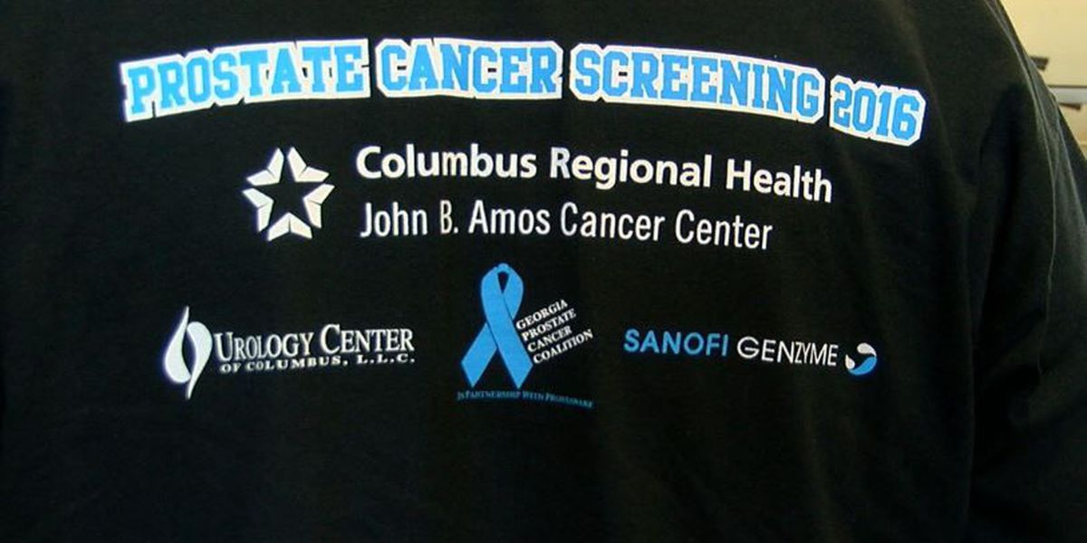 Hundreds turn out for free prostate cancer screenings