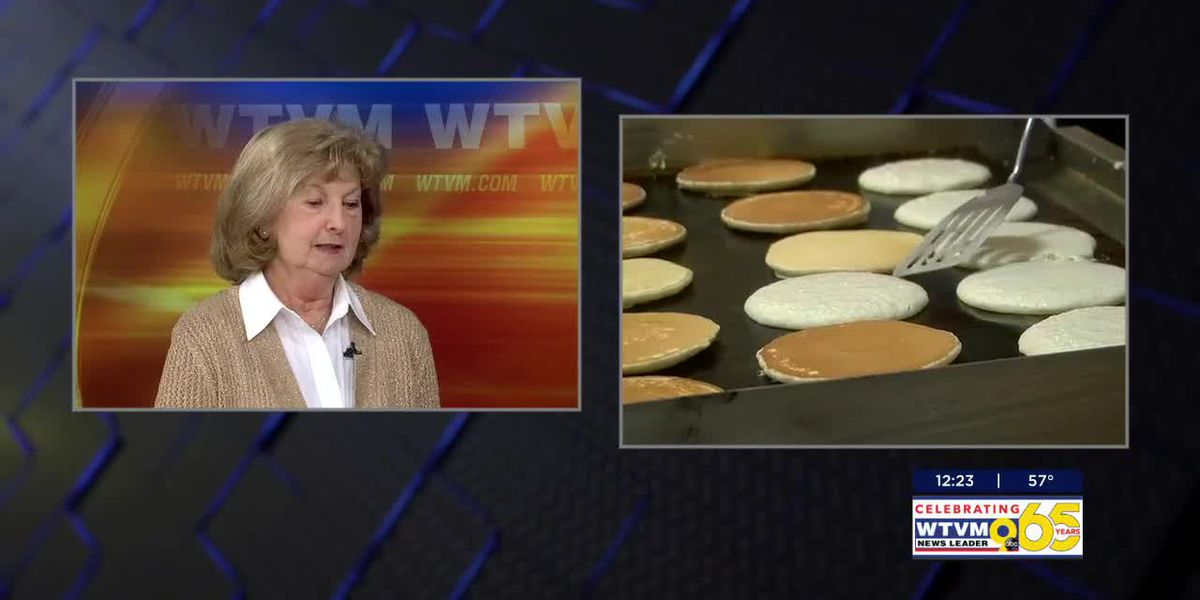 Exchange Club of Columbus hosting annual Pancake Jamboree