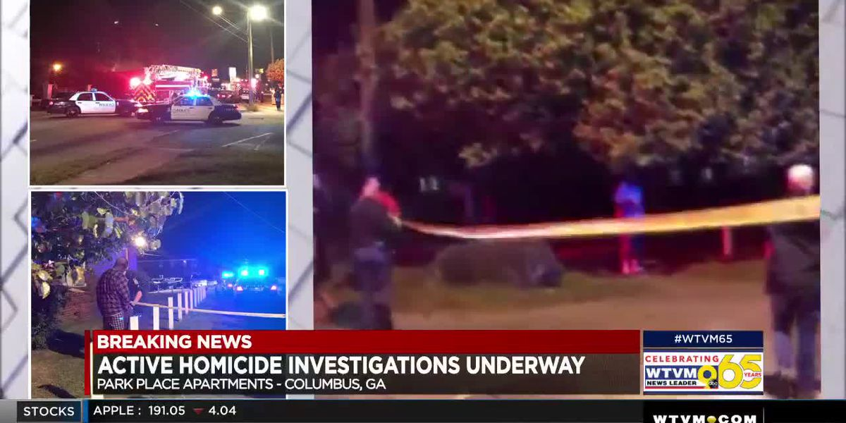 CPD Investigates homicide on Wynnton Road