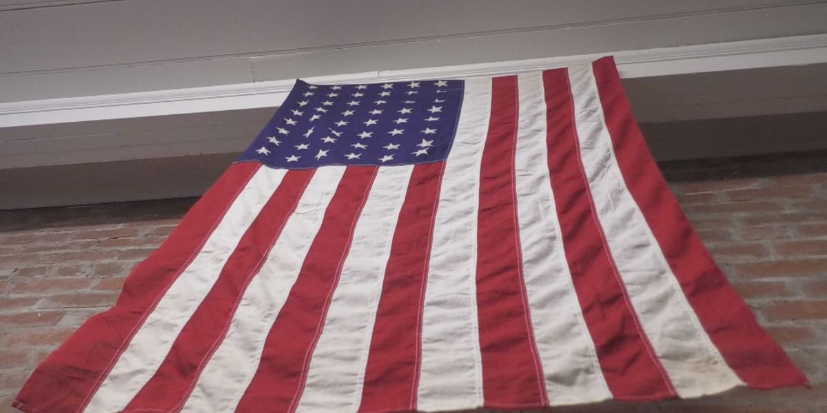WTVM Editorial 7-16-19: Flag is not political
