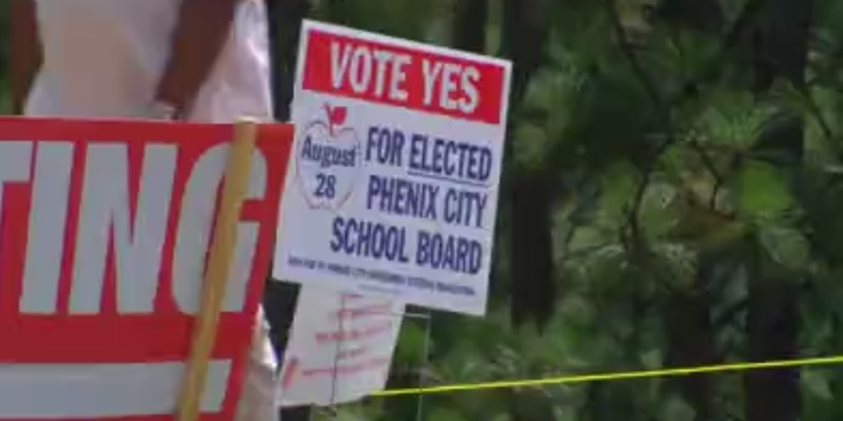 Phenix City voters decide to elect, not appoint school board members