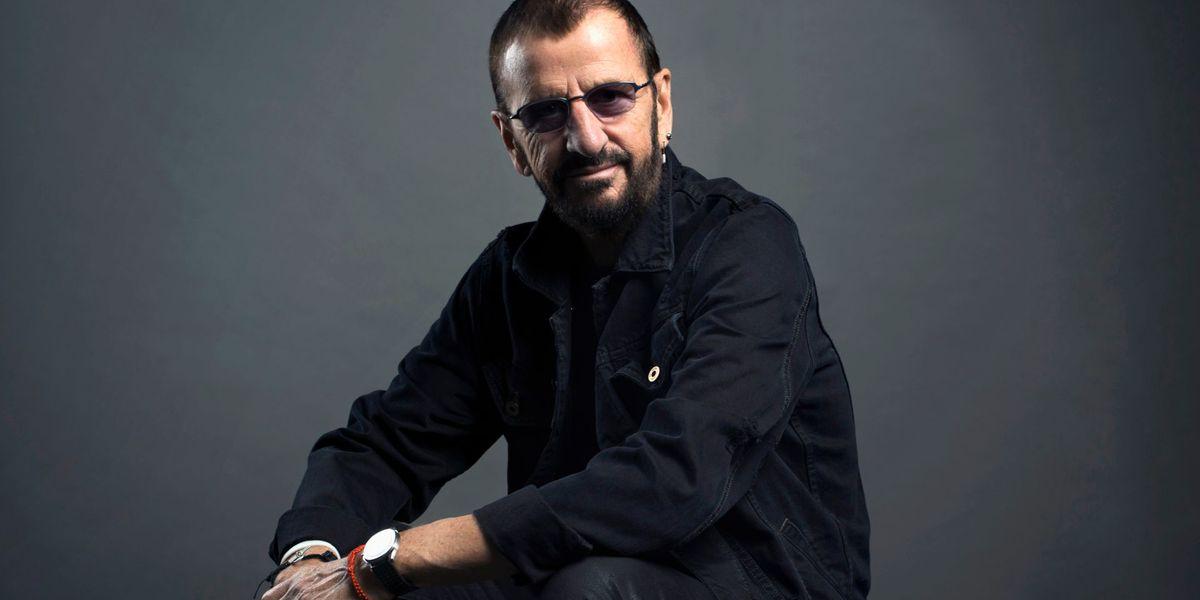 Beatles drummer Ringo Starr celebrates 80th birthday