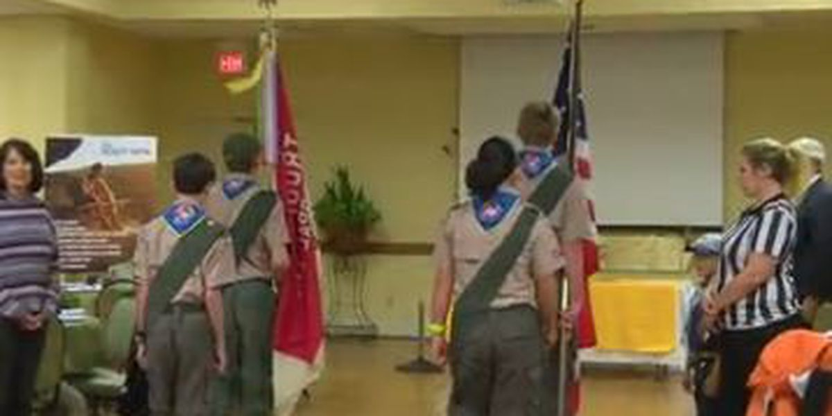 Boy Scout troop in Columbus celebrates 85 years