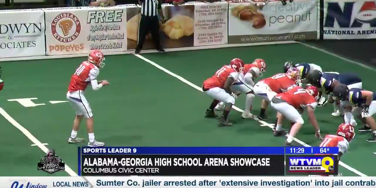 Haines leads Team Alabama to win in High School Arena Showcase