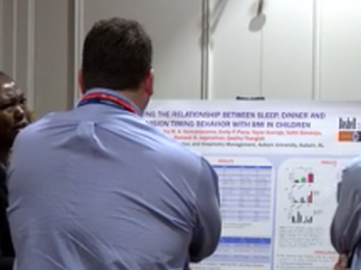 Auburn University hosts 12th annual Diabetes Research Day