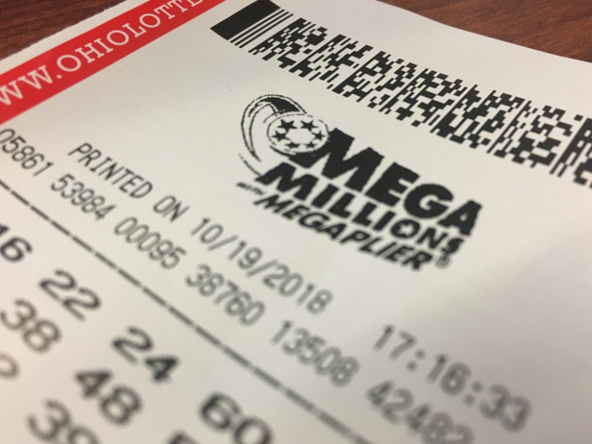 Mega Millions' record $1.6 billion jackpot up for grabs Tuesday