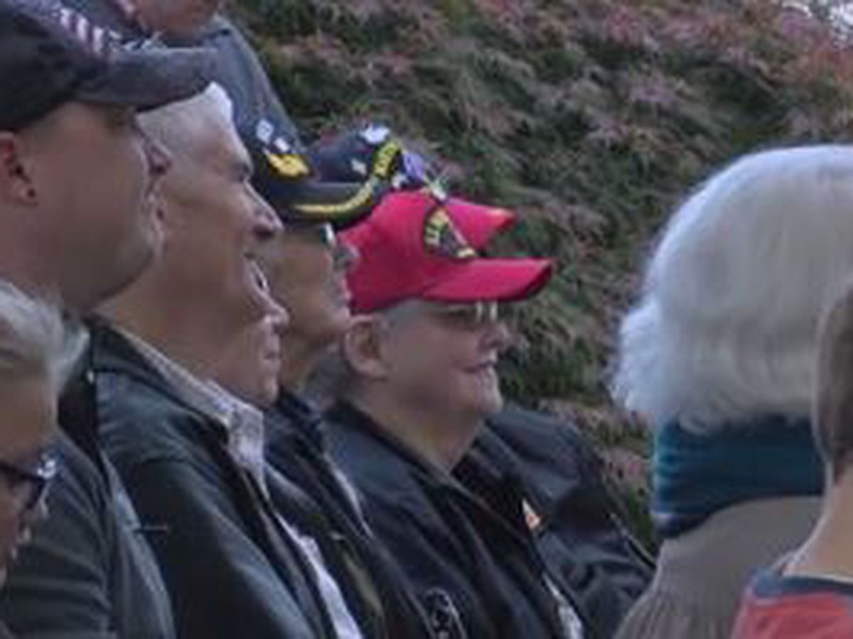 City of Opelika honors veterans with ceremony at city hall