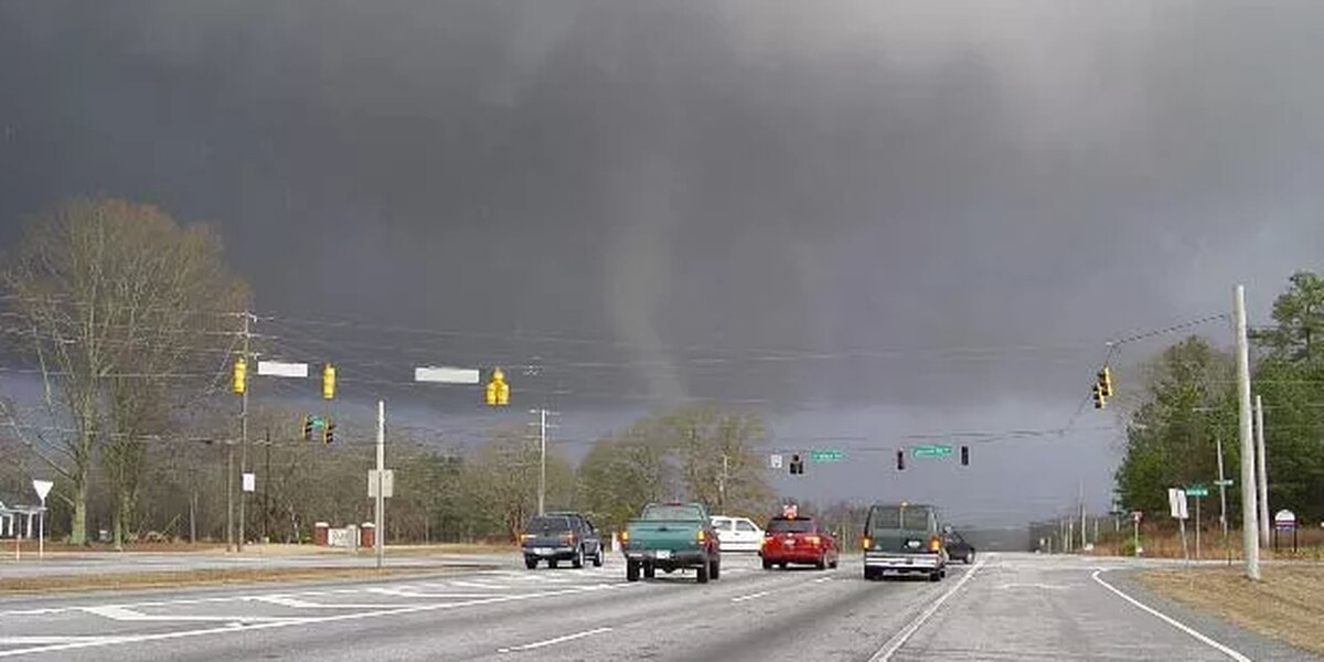 GA state-wide tornado drill scheduled for Friday at 9 a.m. ET