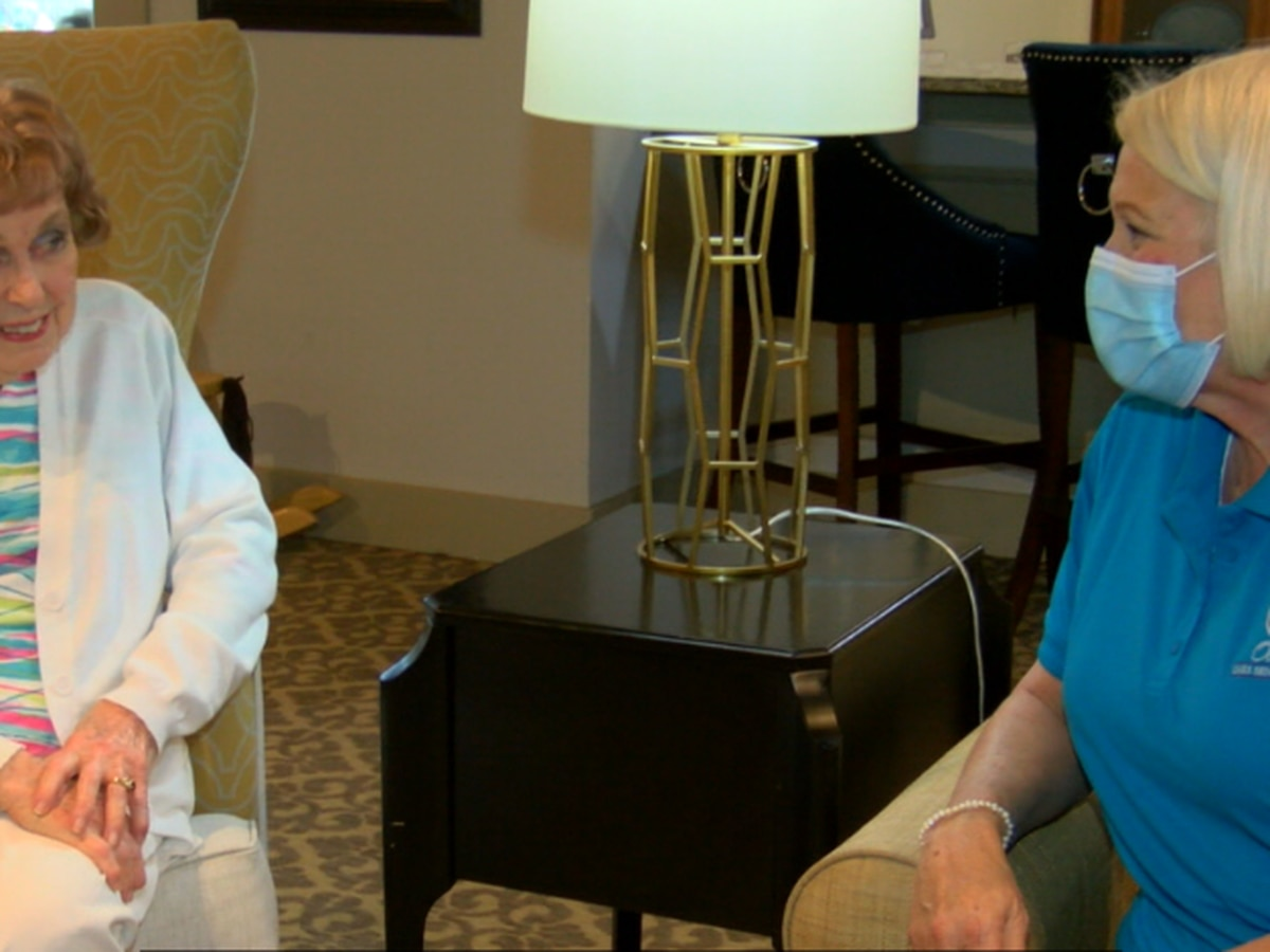 Local senior living community prepares for 2nd Mother's Day during pandemic