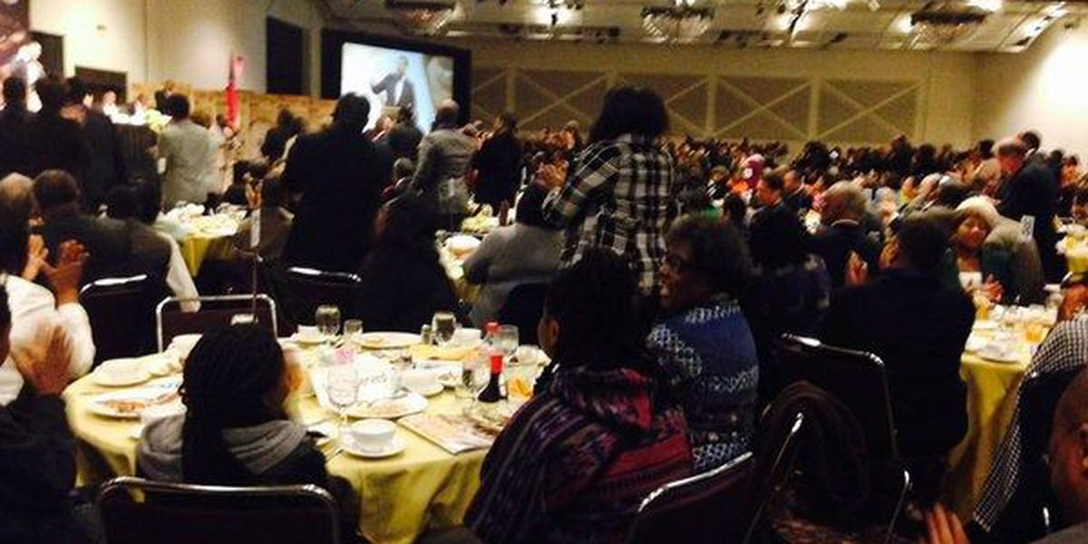 30th annual Dr. King, Jr. Unity award breakfast held Monday
