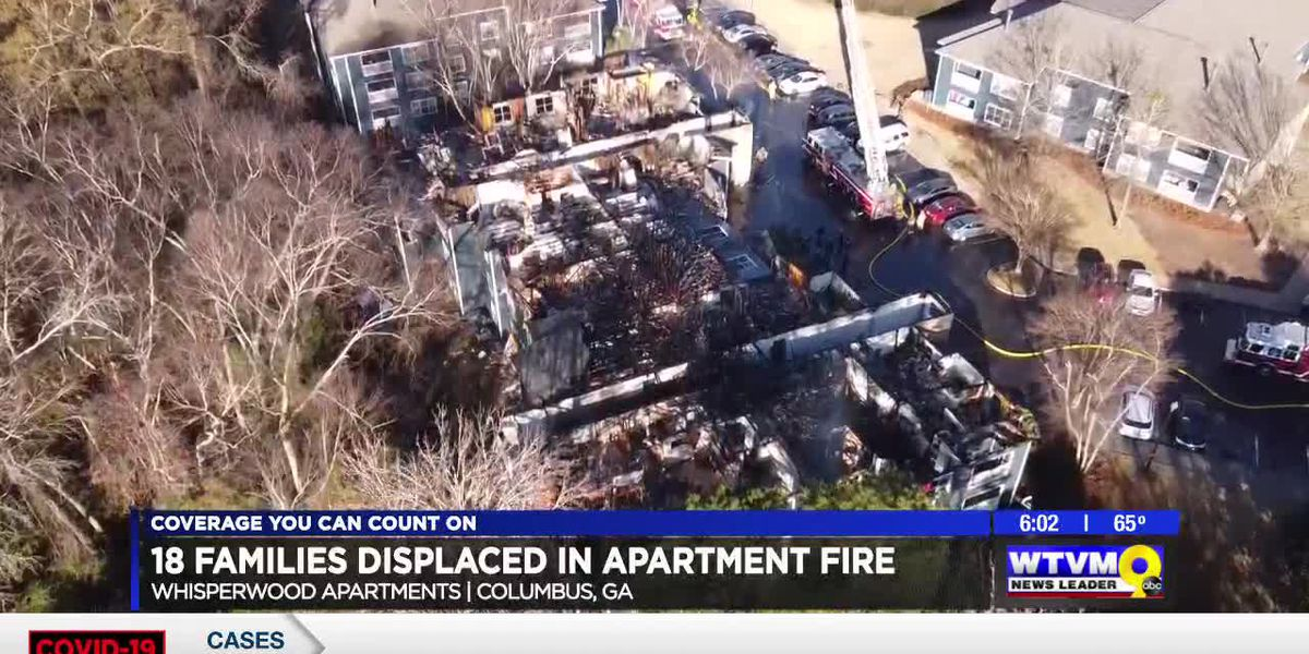 Whisperwood Apartment Fire Residents