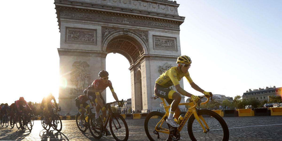Egan Bernal wins Tour de France