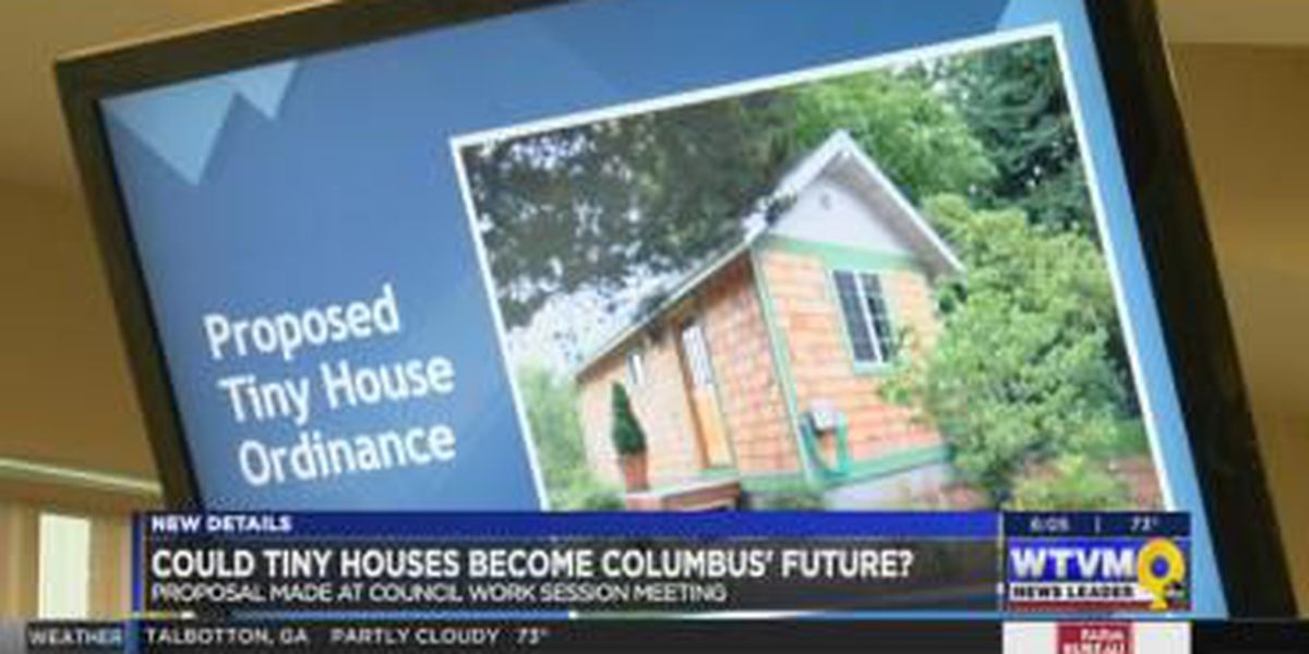 Tiny housing community could come to Columbus following proposal