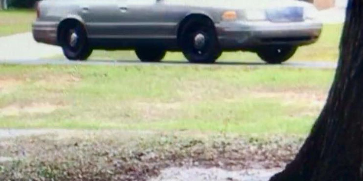 Police searching for suspect, car in Eufaula neighborhood thefts