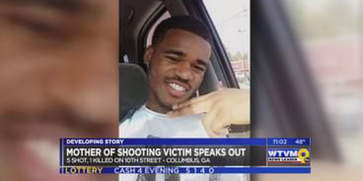 Columbus murder victim's mom: 'I told Jamal you can't live this life'