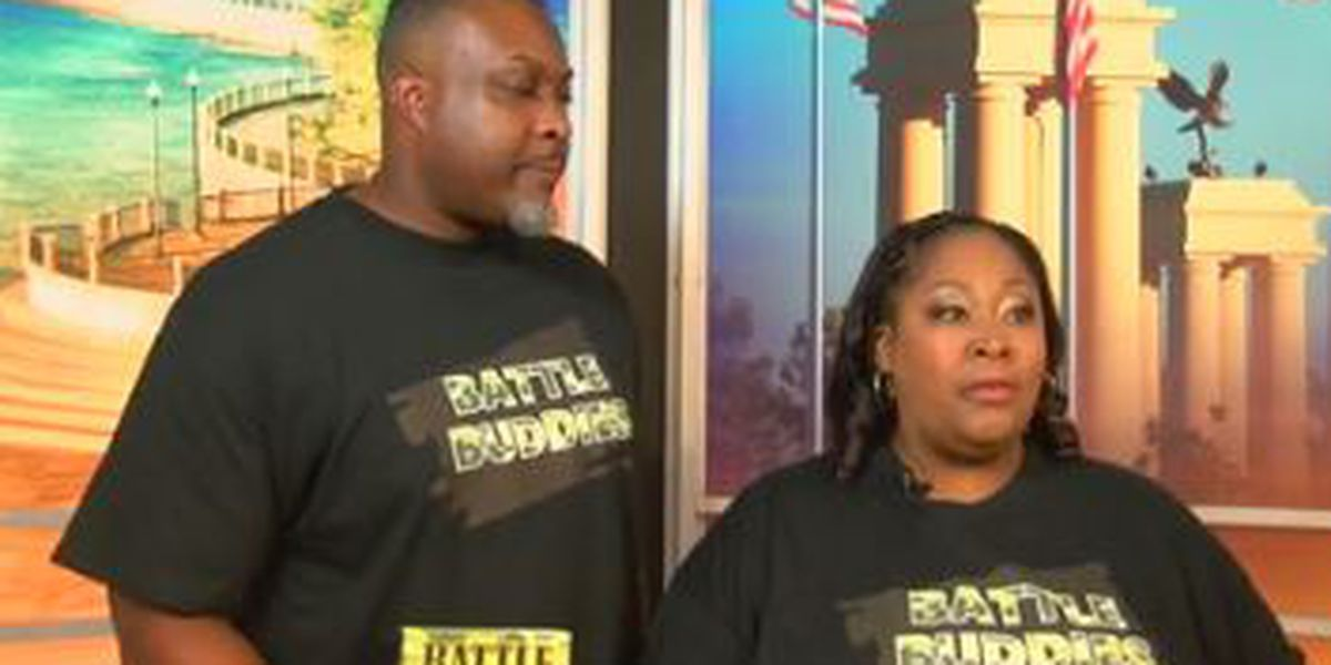 Military Matters: 'Battle Buddies' Army family writes about military journey
