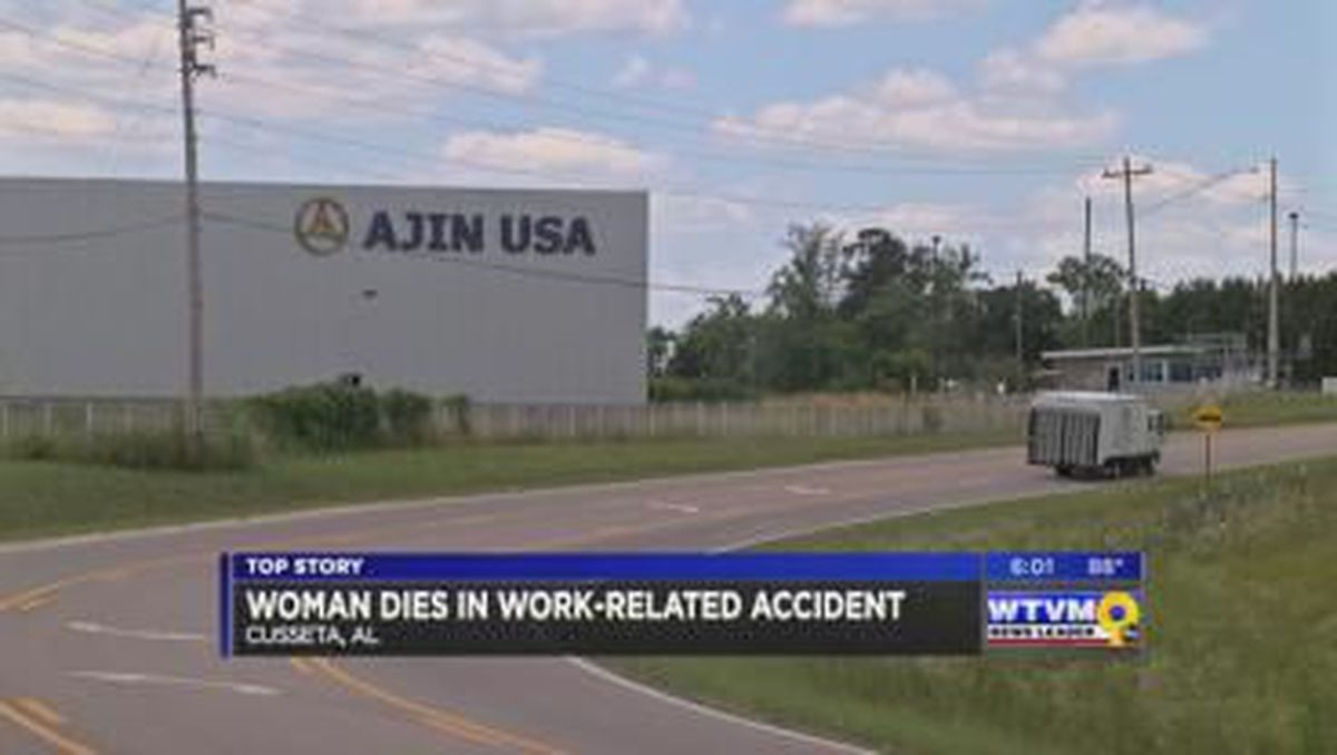 East Alabama woman, 20, killed from workplace incident at