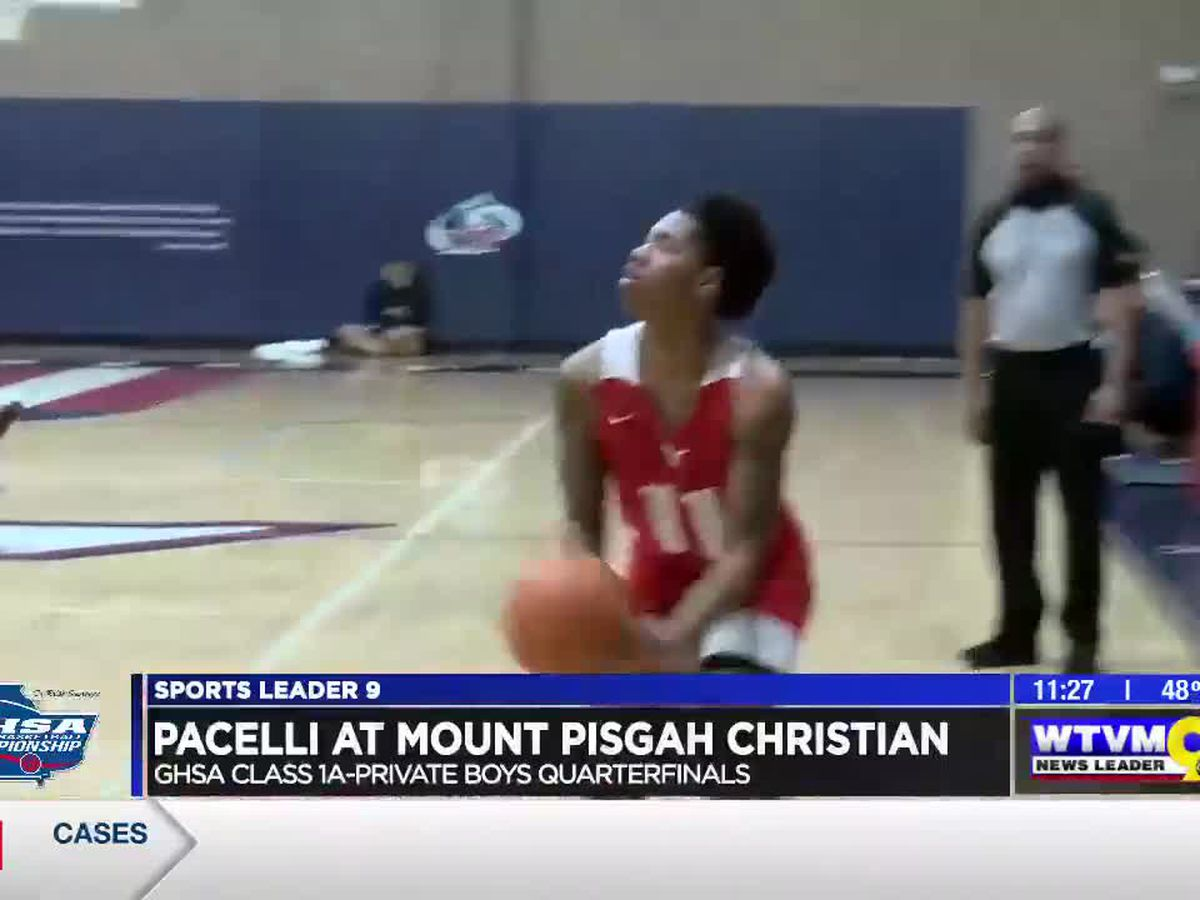 Pacelli falls in state quarterfinals: Troup girls advance