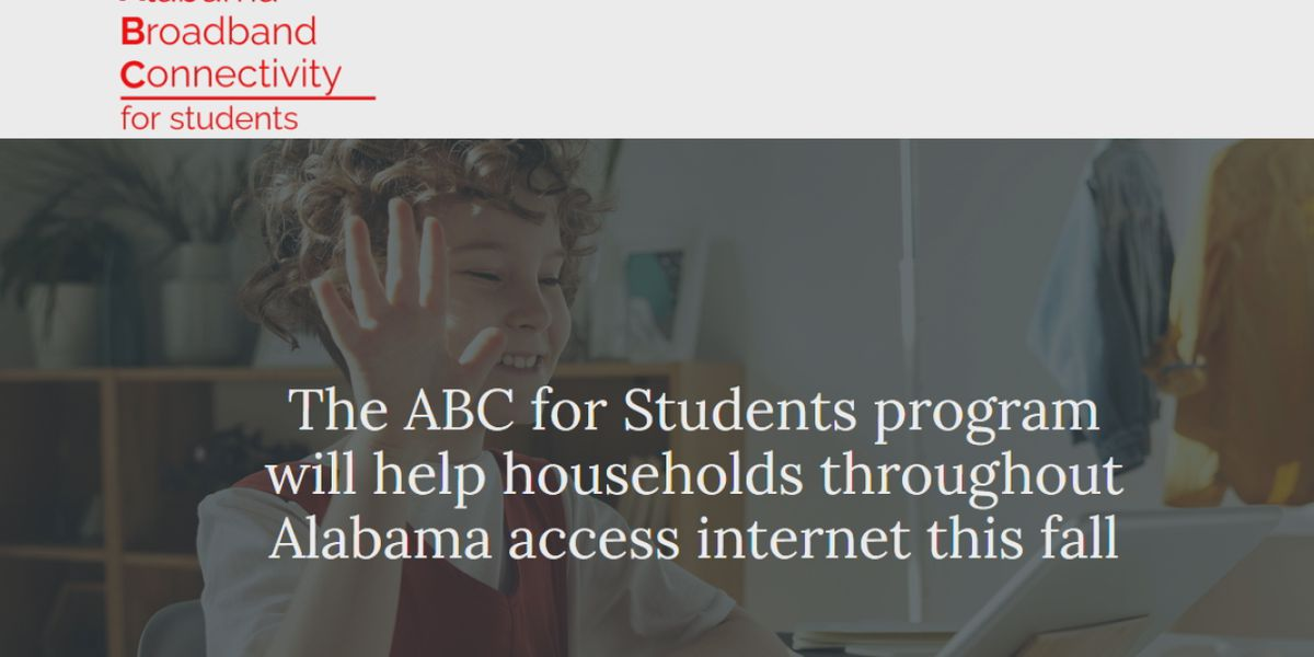 Gov. Ivey allocates $100 million to increase internet access for students