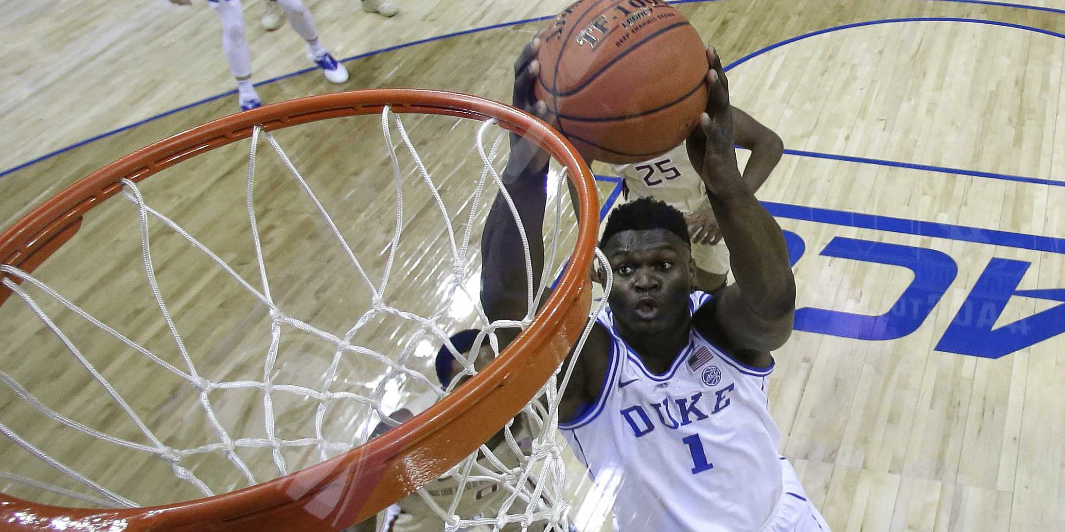 Selection Sunday: Duke gets top billing; NC, Virginia, Zags also 1s