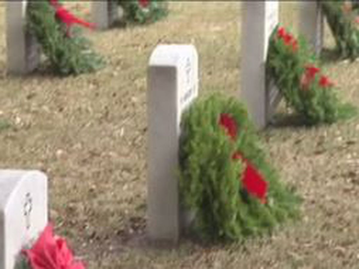 Ft. Mitchell National Cemetery preparing for annual wreath laying ceremony