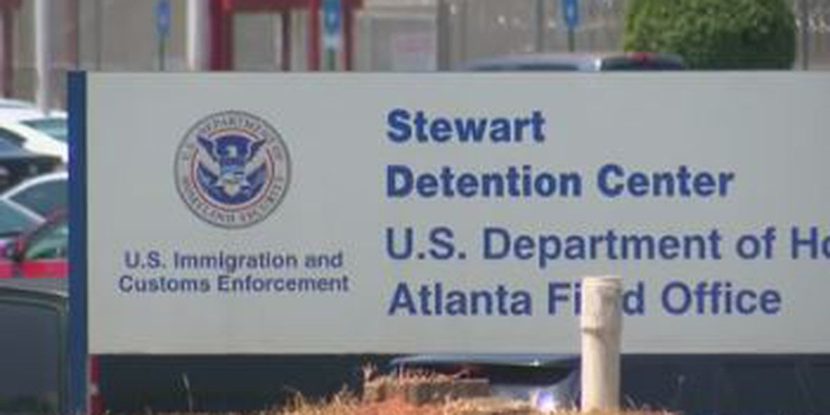 Stewart Detention Center employee tests positive for COVID-19