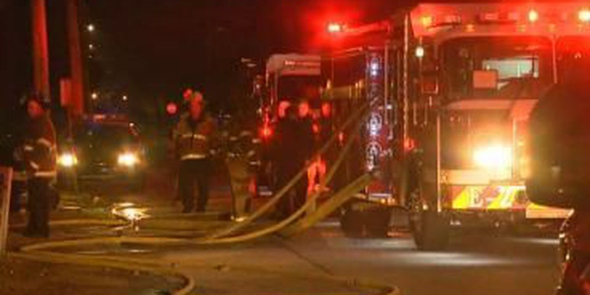 No injuries in fire on 24th St. in Columbus