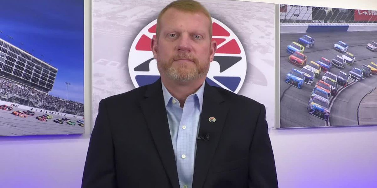 One-on-One: Atlanta Motor Speedway GM Brandon Hutchinson