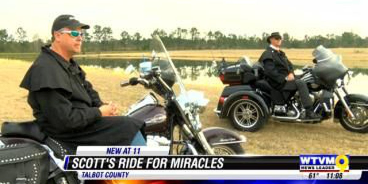 Miracle Riders preparing for final bike journey