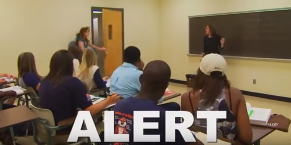 Auburn University: Life-saving tips in the event of an active shooter
