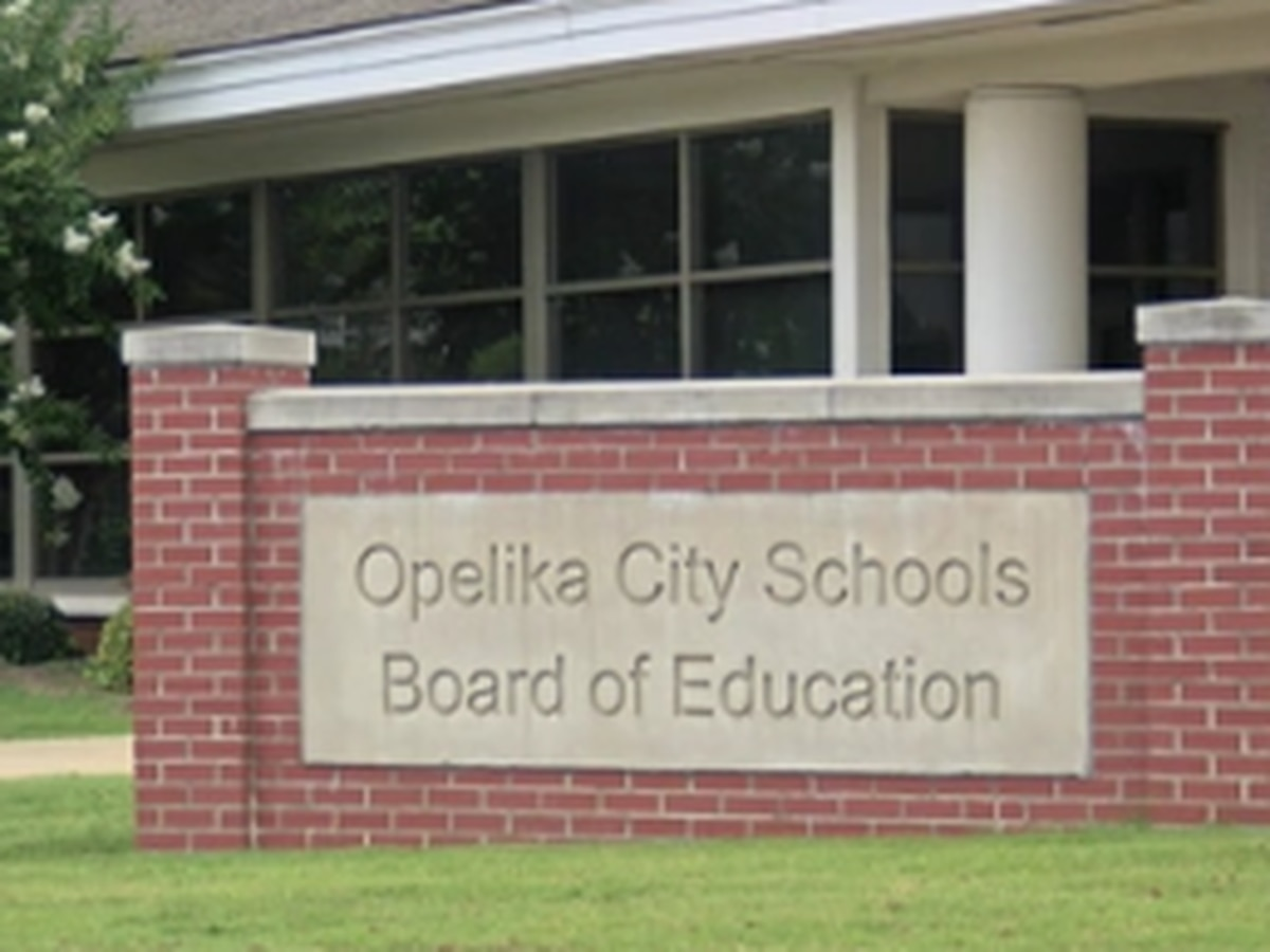 Northside Intermediate School in Opelika transitions to virtual learning due to COVID-19 cases
