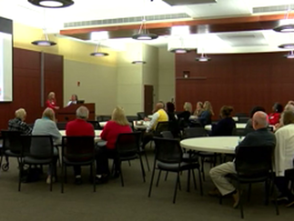 St. Francis Hospital in Columbus hosts Heart Health Luncheon