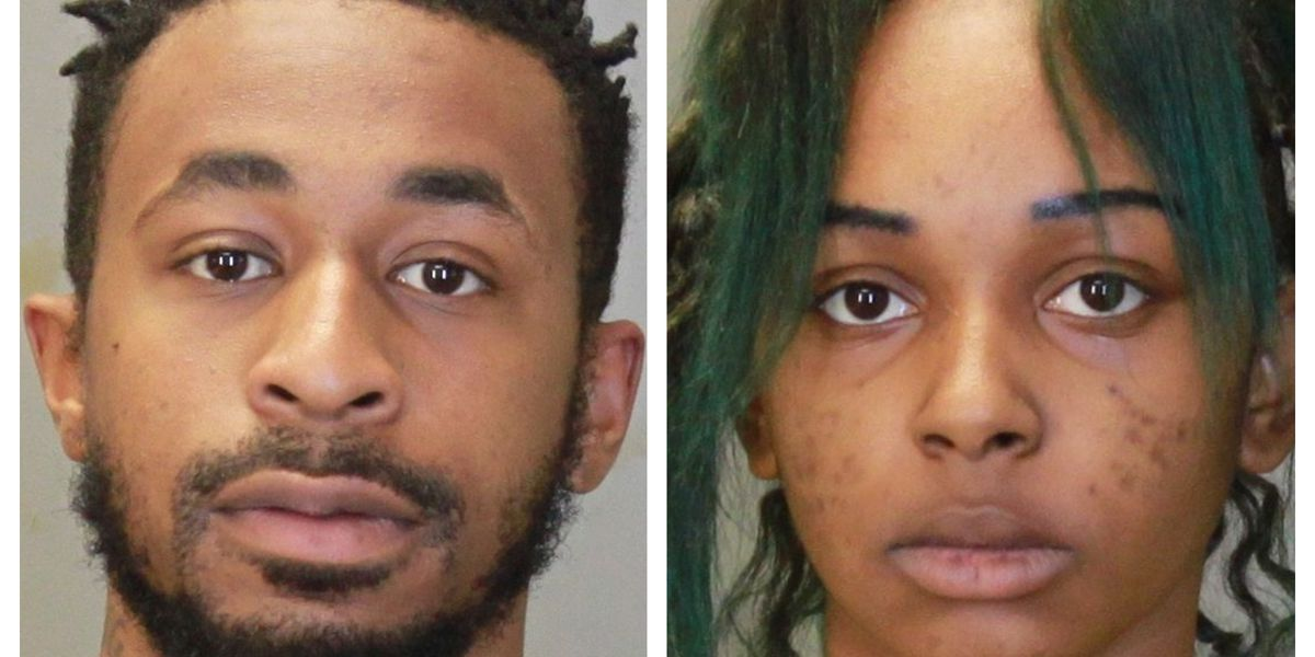 Two arrested following armed robbery on Mason Dr. in Columbus