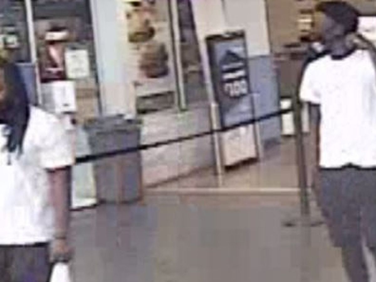 Two suspects wanted in Opelika for fraudulent use of a credit card