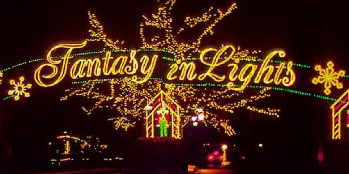 Callaway Gardens Fantasy In Lights Now Open For The Holidays