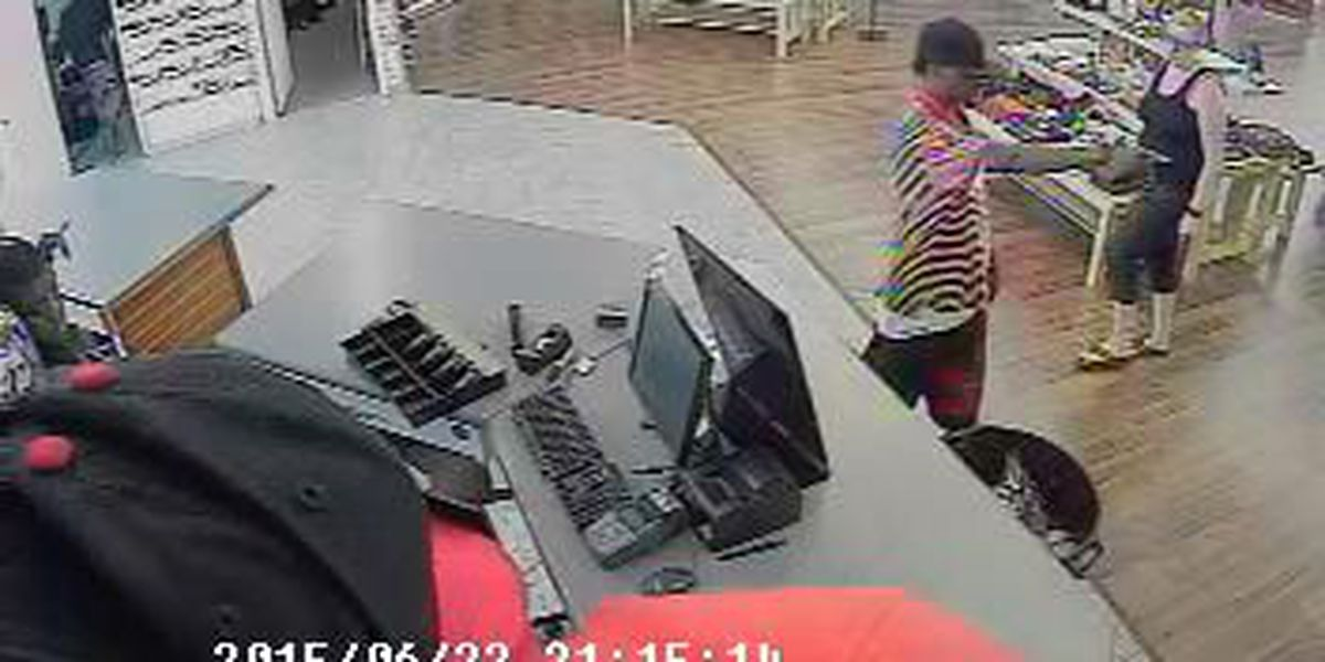 Slideshow: CPD searching for Sneakers armed robbery suspects