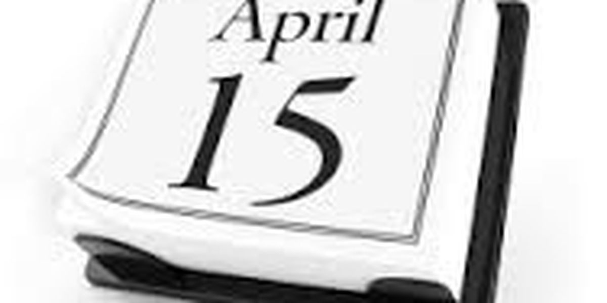 This day in history, April 15