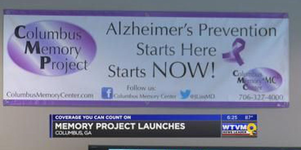 Columbus Memory Center project launches