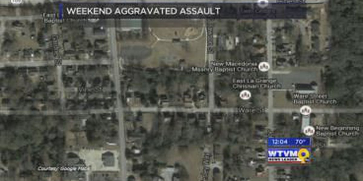 LaGrange PD investigate aggravated assault involving gun