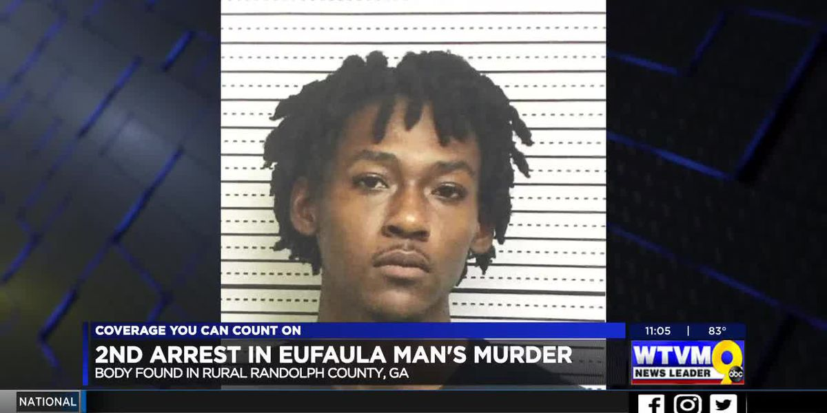Second suspect charged in 2016 murder of Eufaula man